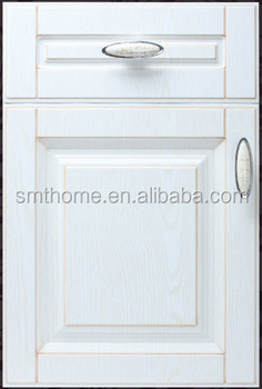 Cheap Pvc Wrapped Mdf Kitchen Cabinet Door Buy Pvc