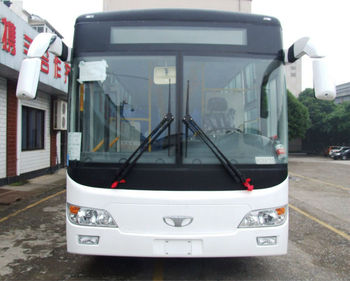 Brand New Korean Daewoo City Bus with 9M 27 seats for sale