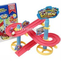 Magic ball toy track