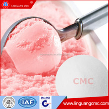 Food Grade CMC used in making yoghurt beverage jelly syrup cookies instant noodles and inebriant