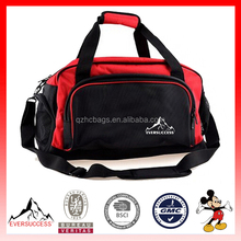 Sport handbag with shoe compertment gym bags for men shoes back pack(ES-H468)