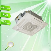 water chilled 4-Way Cassette marine fan coil