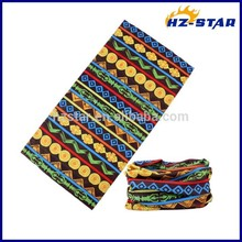 HZW-13808 Wholesale Women's Fashion Knitted Taiwan Bandana Customized Magic Tube Scarf