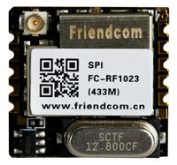 rf transmitter and receiver module