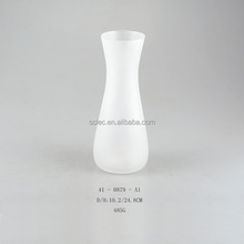 Glass Vase For Wedding Decoration white/black vase
