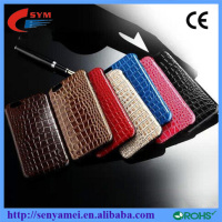 Luxury Back Cover Crocodile Leather Case For Apple iPhone 5 5S 6 6 Plus in Bulk Order