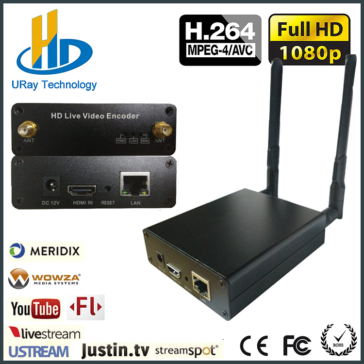 DHL free shipping HDMI to IP Cable TV Digital Video WIFI H.264 IPTV Streaming Server RTMP HDMI H.264 IPTV Encoder IPTV