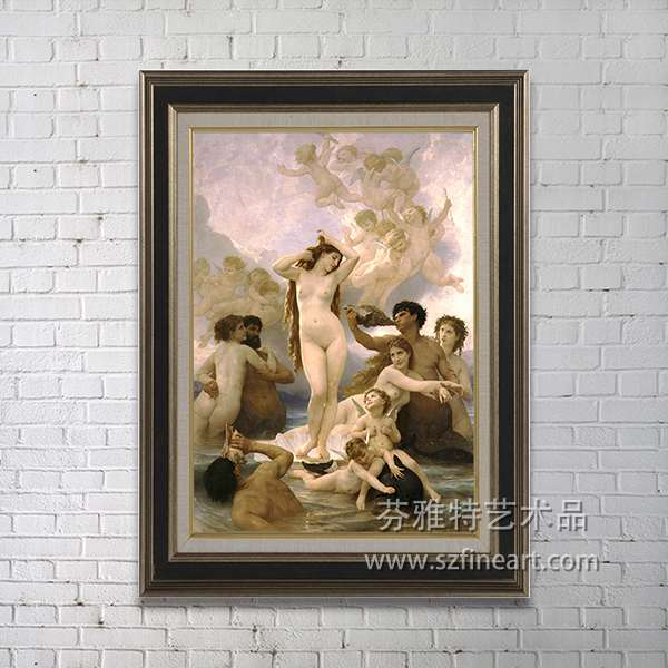 Impression Renoir Famous Woman Girl Beach Nude Painting