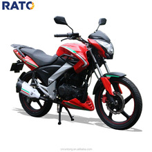Made in China famous brands RATO high quality 250cc 4 stroke racing motorcycle for sale