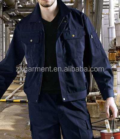 oil refinery work wear OEM MANUFACTURER made in China