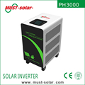 < Must Solar> PH3000 10kw three 3 phase grid tie solar inverter for solar project,big power off grid solar inverter 10kw