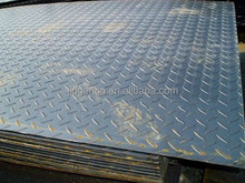 high quality pattern chequered steel plate with competitive price