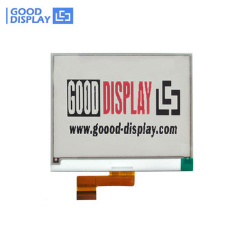 E021 4.2inch three Color 400x300 SPI interface e ink display