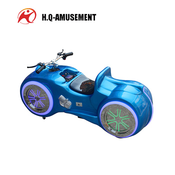[TOP SELLER] high quality with low price funny prince motorcycle arcade game machine for one/ two kids/players ridding