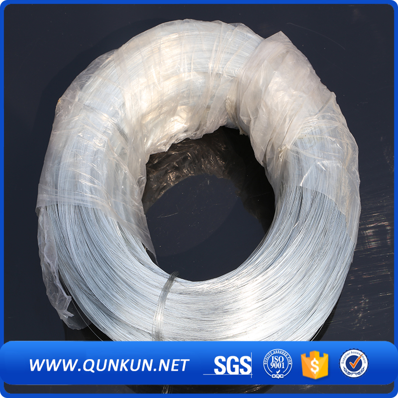 hot new products for 2017 electro galvanize iron wire
