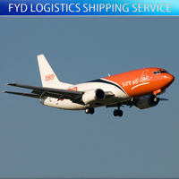 TNT DHL Fedex courier express door to door service from china to USA via Express--Skype: szfydshipping