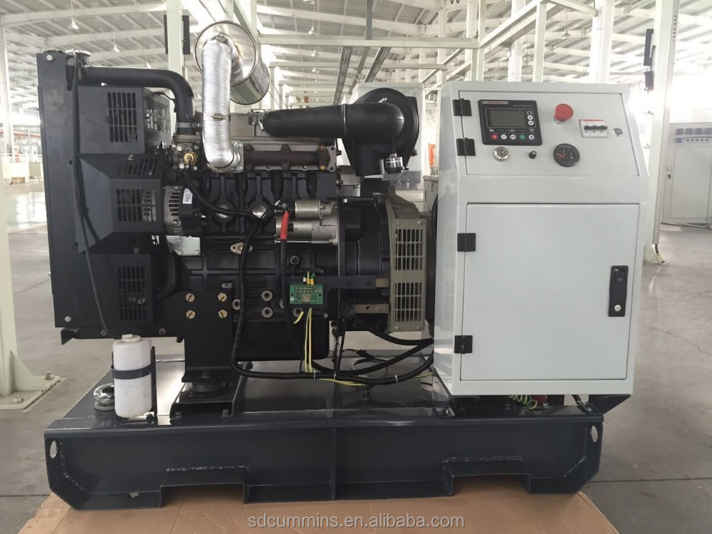 China OEM 8kva to 60kva water-cooled ac three phase diesel generator