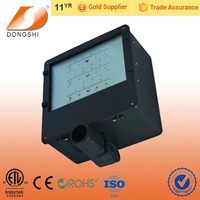 Led wall pack shoebox light/canopy led gas station light