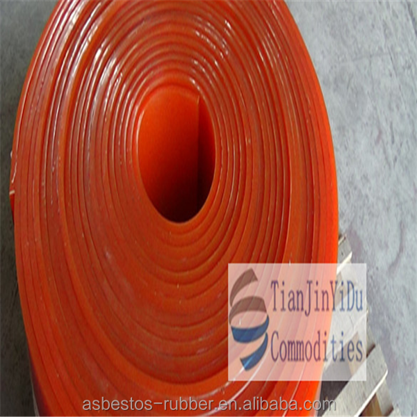 Cloth insertion available Skirtboard/Rubber Skirting Sheet