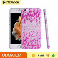 New fashion PC case spray paint for iphone 6 6s China factory selling