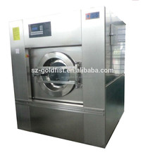 50kg capacity XGQ Automatic Industrial Washing Machine used for laundry