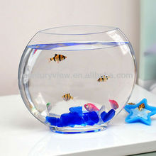 all kinds of sizes wholesale glass fish bowl