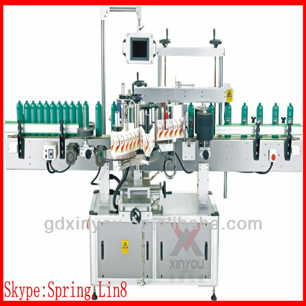 Guangzhou TB-580 Double Sides Sticker Labelling Machine