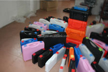 China manufacturer handle blow molded plastic tool case