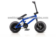top end 10' mini street BMX/freestyle/dirt jump stunt half pipe bike
