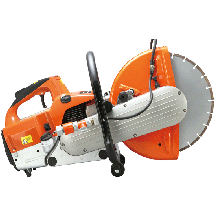 Petrol Concrete Cutter Cut off saw hand held Saw Cutter