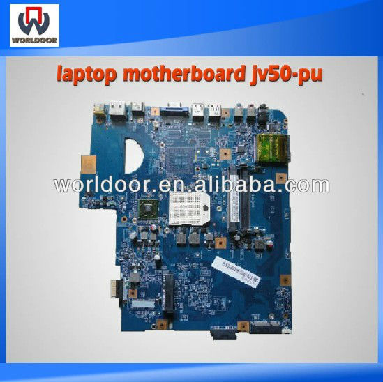 Fully testeard for acer laptop motherboard jv50-pu with 45days warranty