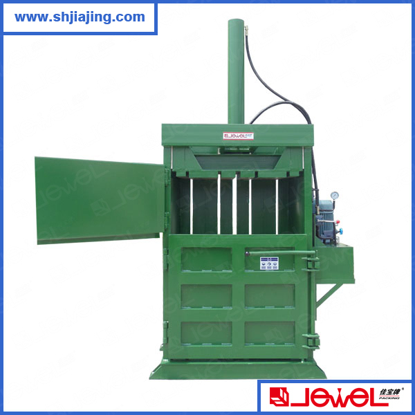 customized manual tying waste paper baler