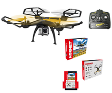cheap China toys unmanned aircraft carrying Gopro camera copter