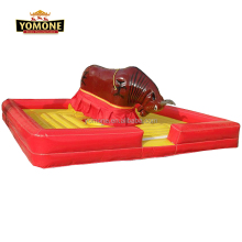 Hot Sale Inflatable Mechanical Rodeo Bull Game bull fight