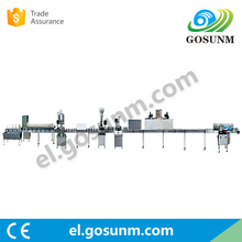 anti-corrosion china suppliers chemical detergent liquid bleach filling machine line