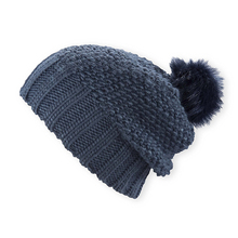 Women's Winter Beanie Warm Slouchy Cable Knit Skull Hat Ski Cap