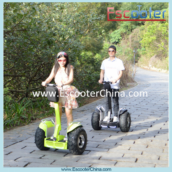 Popular electric vehicle/off road electric scooter/ China electric chariot balance scooter