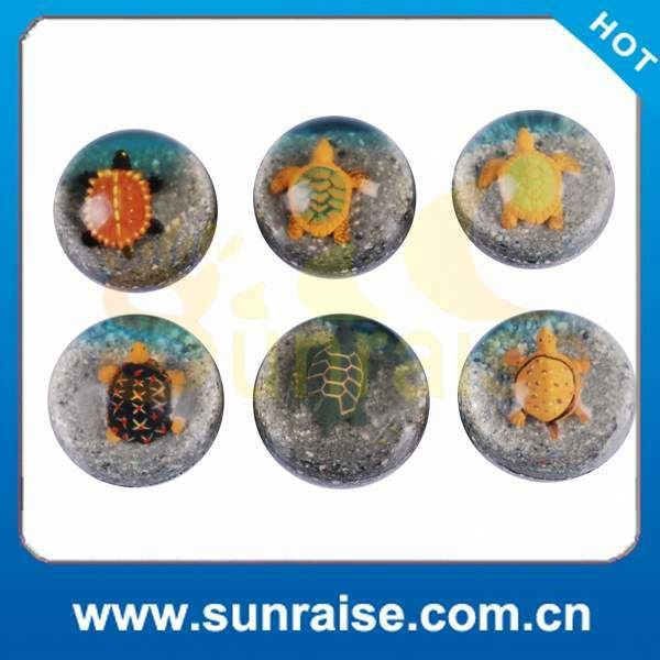 Customized Logo rubber marble balls