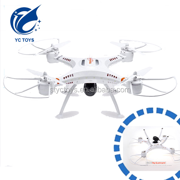 long range rc helicopter type radio control style FPV drone sky king quadcopter with speed and light control