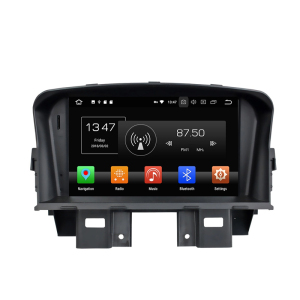 Smart entertainment system Android 8.1 auto radio gps touch screen 2 din car dvd gps player for chevrolet cruze 2008-2011