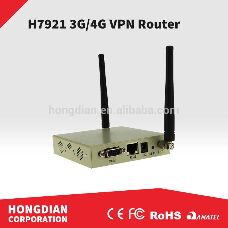 wireless modem 4g broadband router for Industrial Automation