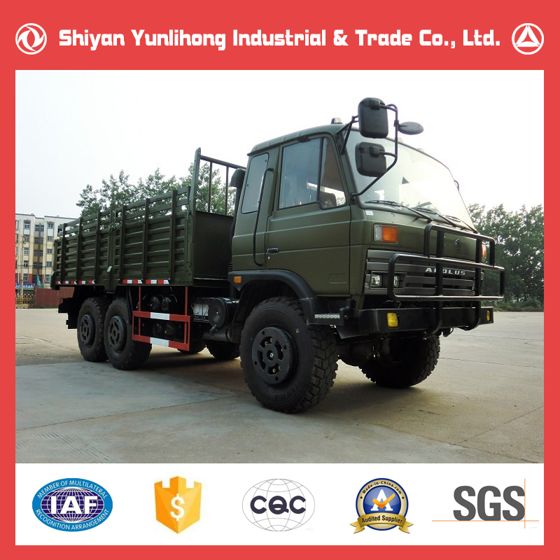 Dongfeng 10 Wheel 10Ton 6x6 Cargo Truck Price /Chinese 10 Ton Off Road Military Truck For Sale