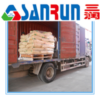 Sanrun PVC Additives for rigid pipes SRF-901 weatherability/ultra-high melt strength