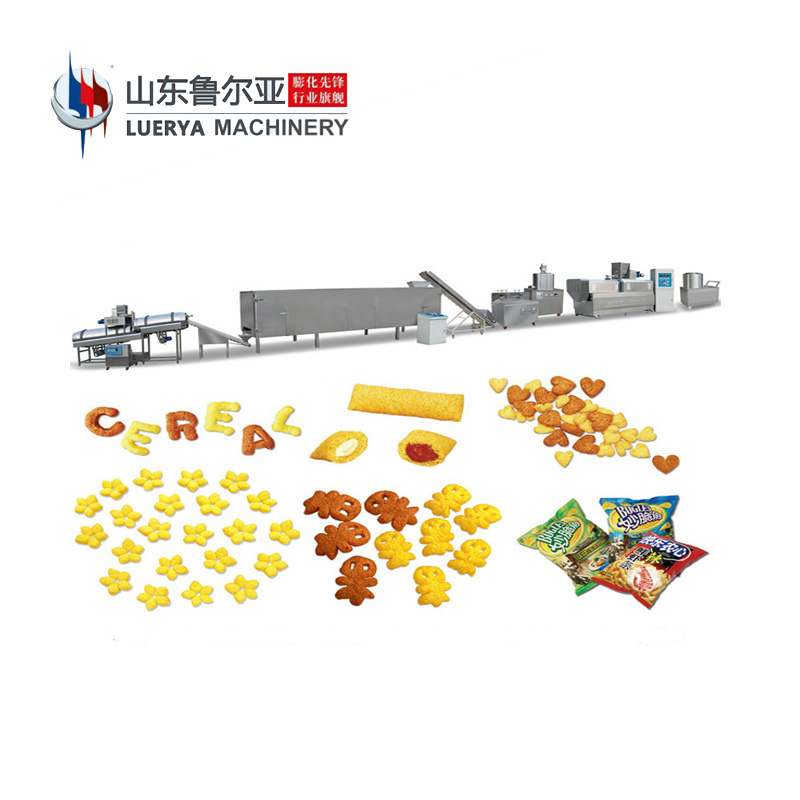 Good Price breakfast cereals machine/processing line machine processing food