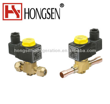 Model 10xx Solenoid Valve for Refrigeration 380V 1/2SAE