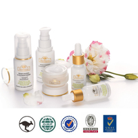 Natural organic skin care products anti dark circles eye cream