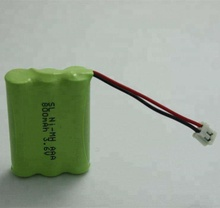 Hot sale nimh aa 1500mah 3.6v battery for Toys