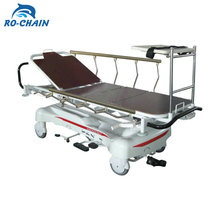 High quality stainless steel multi-function adjustment hydraulic stretcher hospital stretcher