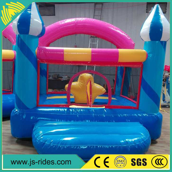 cheap inflatable bouncy jumping castles, Inflatable bounce game for children