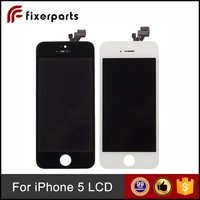 High Quality for iPhone 5 lcd touch screen with digitizer assembly